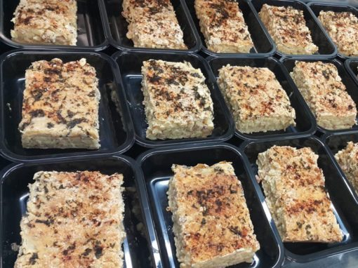 "Macaroni ""Au-Gratin"" Preparation"